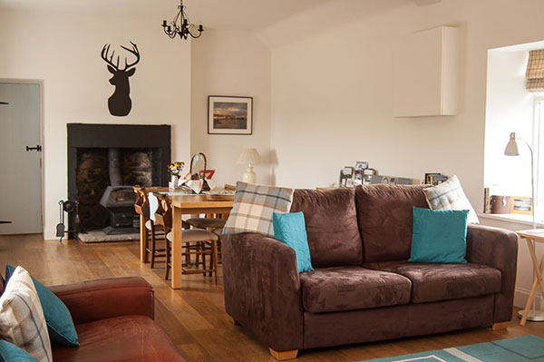 Kirklauchline Holiday Cottage